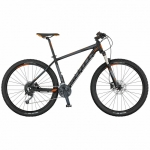Horské kolo SCOTT Aspect 930 black/grey/orange model 2017