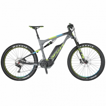 SCOTT E-Genius 710 Plus model 2017