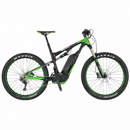 SCOTT E-Genius 730 Plus model 2017