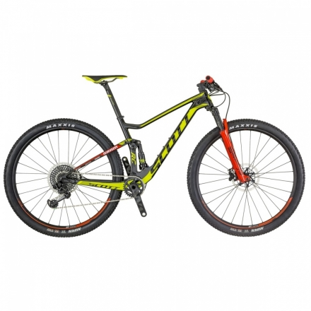 celoodprižené kolo SCOTT Spark RC 900 World Cup model 2018