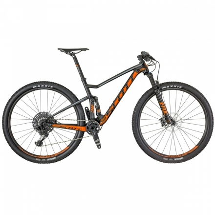 celoodpružené kolo SCOTT Spark RC 900 Comp model 2018