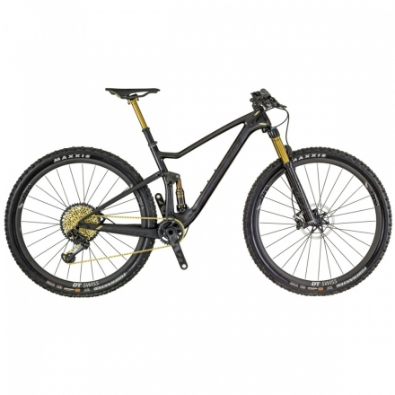 celoodpružené kolo SCOTT Spark 900 Ultimate model 2018