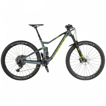 celoodpružené kolo SCOTT Genius 720 model 2018