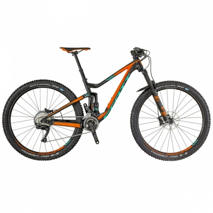 celoodpružené kolo SCOTT Genius 730 model 2018