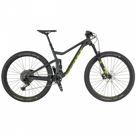 celoodpružené Kolo SCOTT Genius 740 model 2018