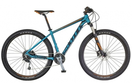 Horské kolo SCOTT ASPECT 930 2018 blue/orange
