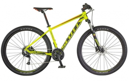 Horské kolo SCOTT ASPECT 950 2018 yellow/red