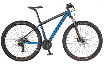 Horské kolo SCOTT ASPECT 760 2018 blue/orange