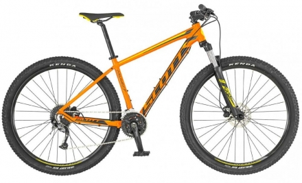 Horské kolo SCOTT ASPECT 740 2019 ORANGE/YELLOW
