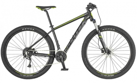 Horské kolo SCOTT ASPECT 740 2019 BLACK/GREEN