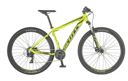 Horské kolo SCOTT ASPECT 960 2019 YELLOW/GREY