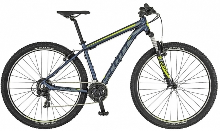 Horské kolo Scott Aspect 780 model 2019 Blue/ Yellow
