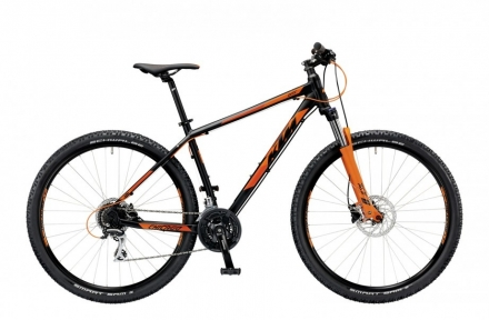 KTM CHICAGO 29.24 DISC H 2019 BLACK MATT
