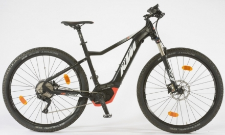 Elektrokolo KTM  Macina Race E.MOUNTAIN P 29.10 model 2019