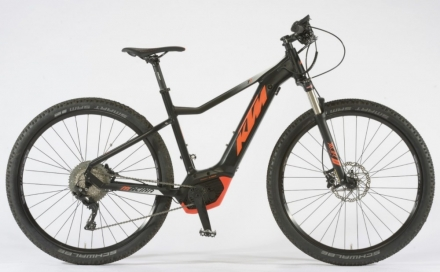 Elektrokolo KTM Macina Race E.MOUNTAIN P 29.11 model 2019