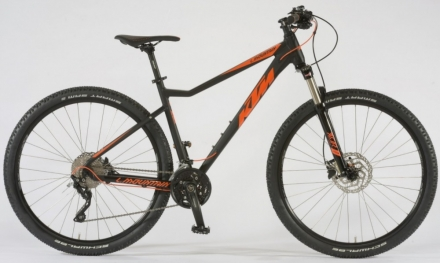 Horské kolo KTM L.MOUNTAIN 29.30 model 2019