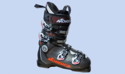 boty Nordica Speedmachine 110 black/red/white model 2019