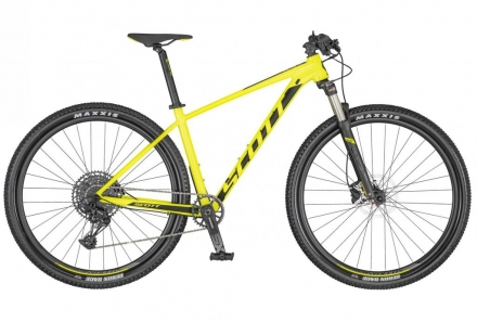 Horské kolo SCOTT SCALE 980 2020 yellow/black