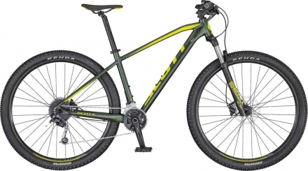 Horské kolo SCOTT ASPECT 730 2020 green/yellow