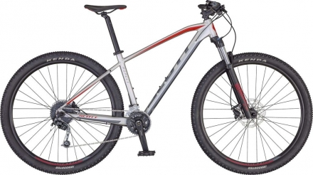 Horské kolo SCOTT ASPECT 730 2020 silver/red