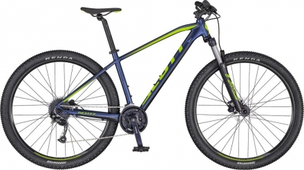Horské kolo SCOTT ASPECT 750 2020 blue/green