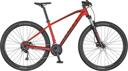 Horské kolo SCOTT ASPECT 750 2020 red/black