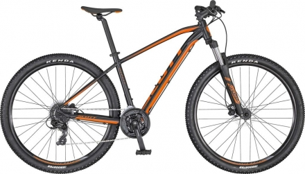 Horské kolo SCOTT ASPECT 760 2020 black/orange