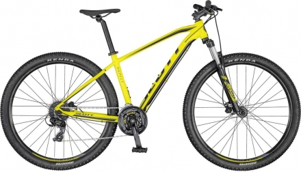 Horské kolo SCOTT ASPECT 760 2020 yellow/black