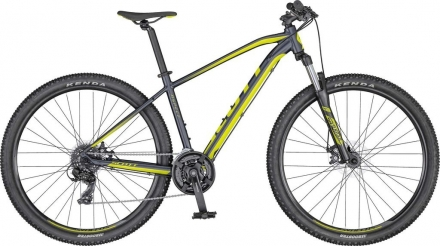 Horské kolo SCOTT ASPECT 970 2020 grey/yellow