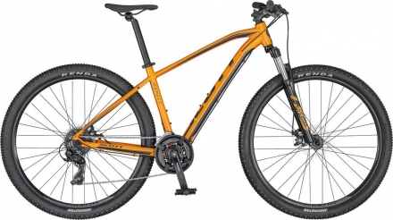 Horské kolo SCOTT ASPECT 970 2020 orange/grey